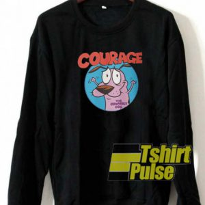 Courage Icon sweatshirt