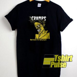 Cramps t-shirt for men and women tshirt