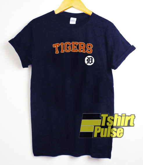 quality design 63ce7 fcae2 Detroit Tigers t-shirt for men and women tshirt