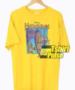 Disney Hercules t-shirt for men and women tshirt