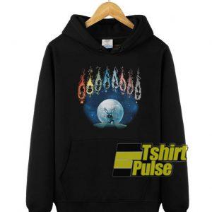 Eevee Evolution hooded sweatshirt clothing unisex hoodie