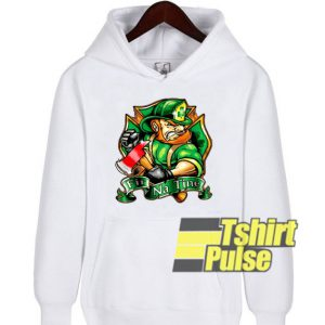 Fir Na Tine Irish Firefighter hooded sweatshirt clothing unisex hoodie