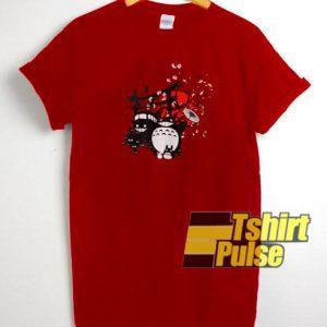 Japan Spirits t-shirt for men and women tshirt