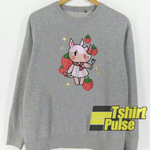 Merengue of Animal Crossing sweatshirt