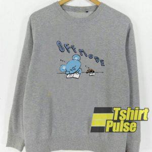Off Mode Koya & Shooky sweatshirt