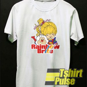 Rainbow Brite t-shirt for men and women tshirt