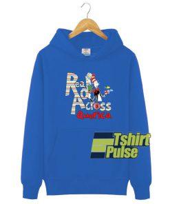 Read across america hooded sweatshirt clothing unisex