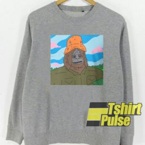 Sassy The Sasquatch sweatshirt