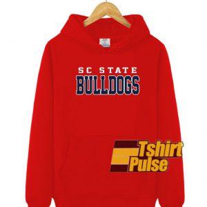 Sc State Bulldogs hooded sweatshirt clothing unisex hoodie