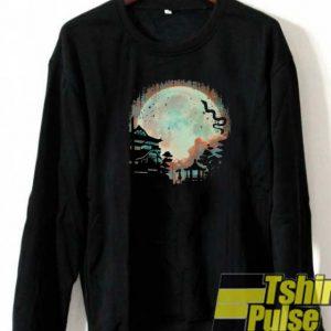 Spirited Night sweatshirt