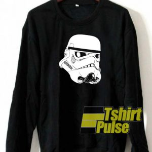Storm Trooper sweatshirt