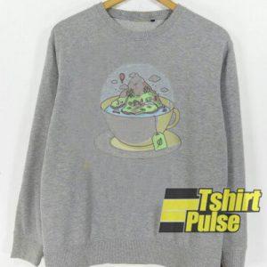 Tea Island sweatshirt