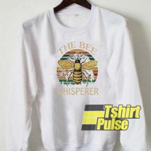 The Bee Whisper sweatshirt