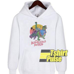 The Bodacious Period hooded sweatshirt clothing unisex hoodie