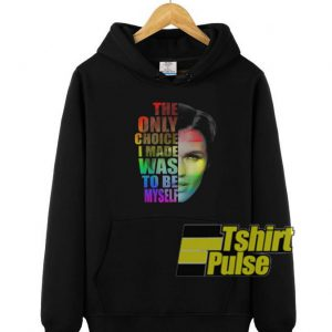 The Only Choice hooded sweatshirt clothing unisex hoodie