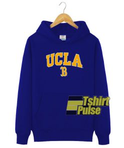 UCLA Bruins Casual hooded sweatshirt clothing unisex