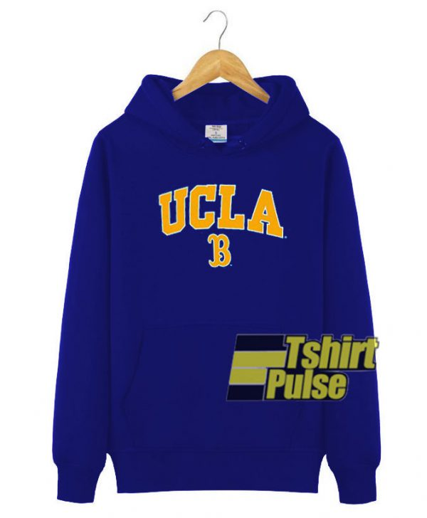 UCLA Bruins Casual hooded sweatshirt clothing unisex hoodie