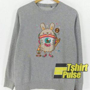 Weird DJ sweatshirt