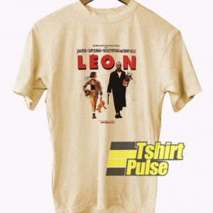 Wide Fit Leon t-shirt for men and women tshirt