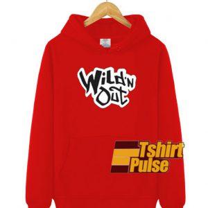 Wild 'n Out hooded sweatshirt clothing unisex hoodie