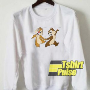chip and dale sweatshirt