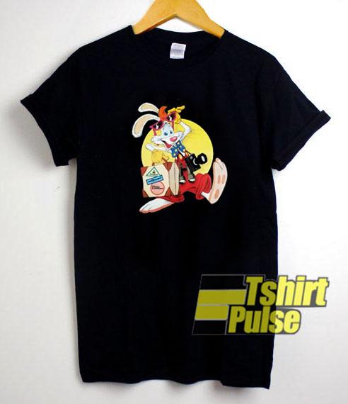 1990's Roger Rabbit t-shirt for men and women tshirt