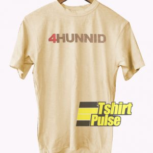 4hunnid X Youth t-shirt for men and women tshirt