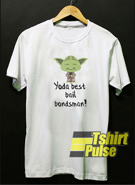 Bail Bondsman t-shirt for men and women tshirt