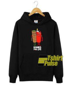 Cigarette Lighters hooded sweatshirt clothing unisex hoodie