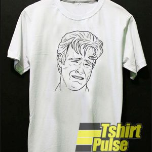 Crying Dawson t-shirt for men and women tshirt