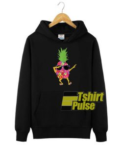 Dabbing Pineapple Sunglasses hooded sweatshirt clothing unisex hoodie