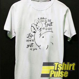 Elephant Mom t-shirt for men and women tshirt