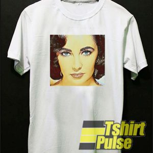 Elizabeth taylor t-shirt for men and women tshirt