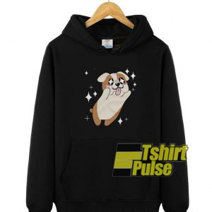 English Bulldog Cute hooded sweatshirt clothing unisex hoodie