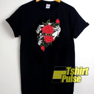 Exact Rose t-shirt for men and women tshirt