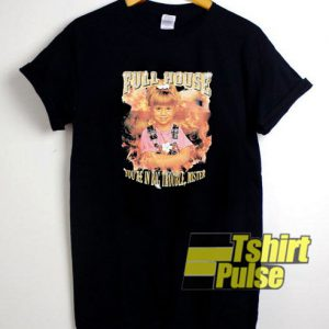 Full House Michelle Tanner t-shirt for men and women tshirt