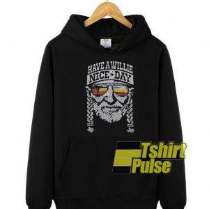 Have A Willie Nice Day hooded sweatshirt clothing unisex hoodie