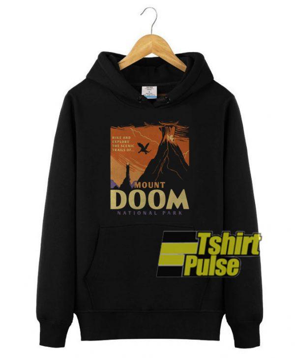 Hike And Explore The Scenic hooded sweatshirt clothing unisex hoodie