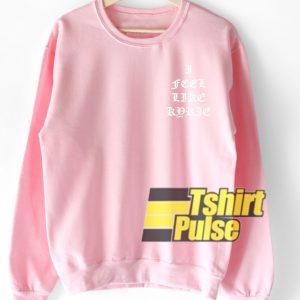 I Feel Like Kyrie sweatshirt