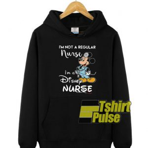 I'm A Disney Nurse hooded sweatshirt clothing unisex hoodie