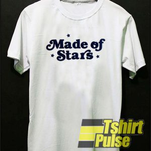 Made Of Stars t-shirt for men and women tshirt