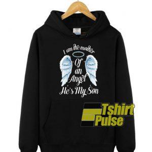 Mother Of Angel hooded sweatshirt clothing unisex hoodie