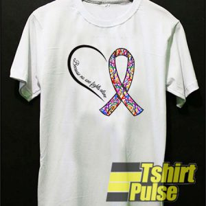 Multicolor Ribbon t-shirt for men and women tshirt