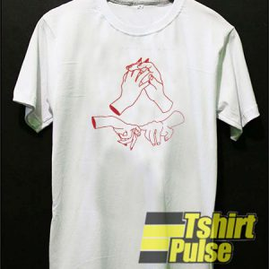 Our Hands t-shirt for men and women tshirt