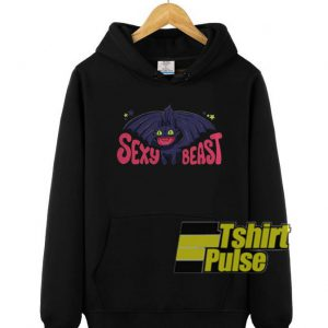 Sexy beast Guys hooded sweatshirt clothing unisex hoodie