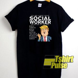 Social Worker t-shirt for men and women tshirt