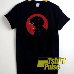 Spike Spiegel whatever happens t-shirt for men and women tshirt