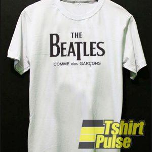 The Beatles Comme des Garcons t-shirt for men and women tshirt
