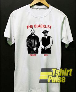 The Blacklist Dembe and Red t-shirt for men and women tshirt