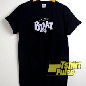 The Brat Black t-shirt for men and women tshirt